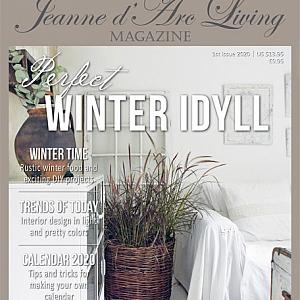 JDL Magazine First Issue 2020