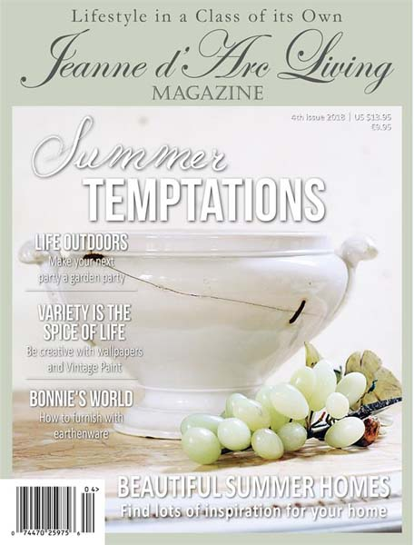 Back Issue Jeanne d' Arc Living Magazine Issue 4 - 2018