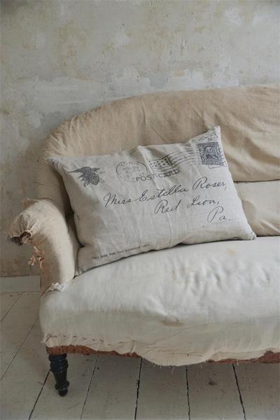 JDL Postcard Pillow Slip