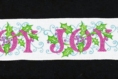 Joy French Ribbon