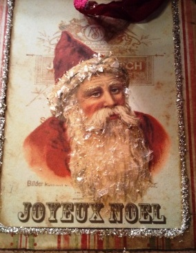 Old Saint Nick Card
