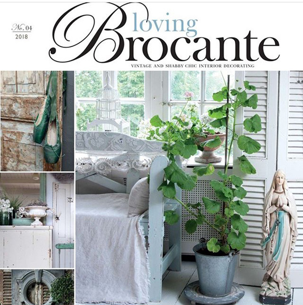 Loving Brocante Magazine Issue 4, 2018