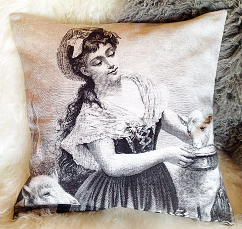 French Country Pillow Slip