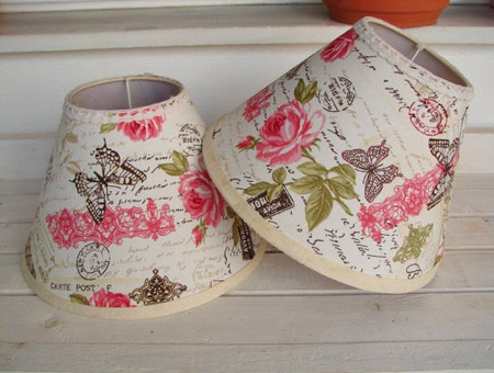 French Shabby Chic Shades