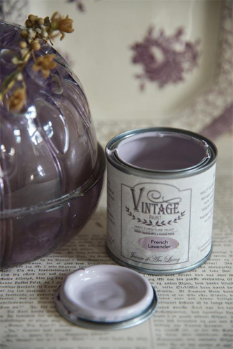 Vintage Paint French Lavender