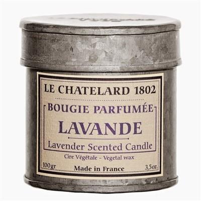 Le Chatelard 1802 Lavender Candle