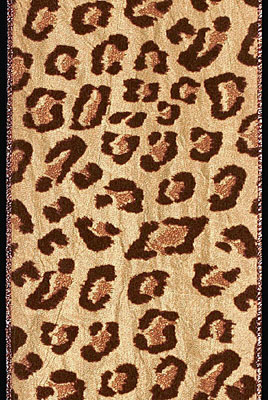 Leopard Ribbon