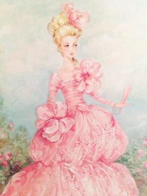 Mademoiselle Canvas 2