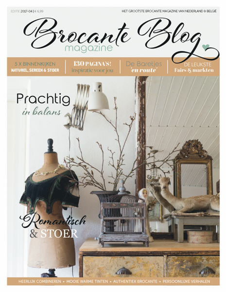 Brocante Blog Magazine Issue 4 2017