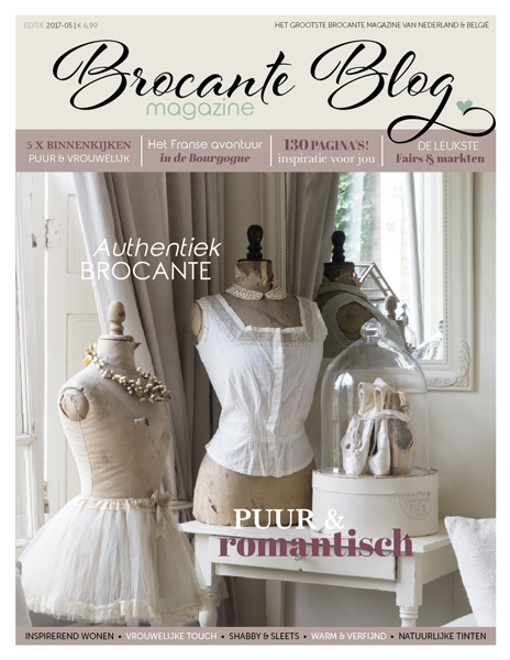 Brocante Blog Magazine Issue 5 2017