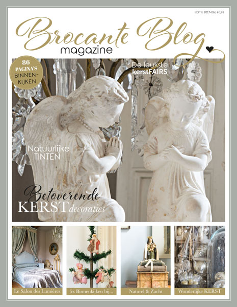 Brocante Blog Magazine Issue 6 2017