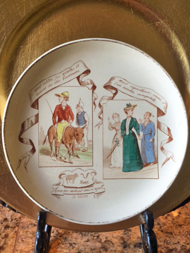 French Plate March