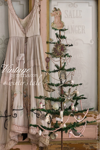 Vintage By Nina A Winter's Tale Pre-Order