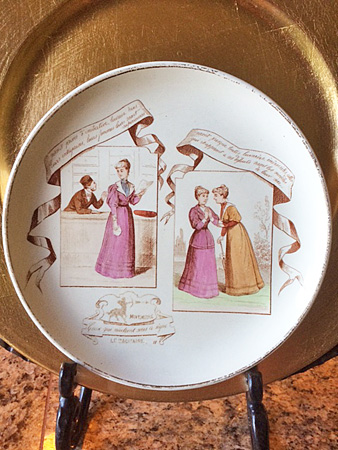 November French Plate