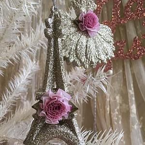 Paris Ballet French Ornaments Style 5