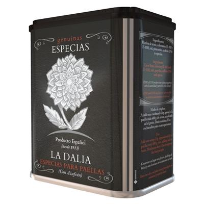 La Dalia Spanish Paella Seasoning