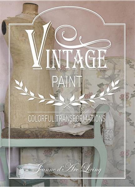 Vintage Paint Book 2