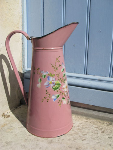 Antique French Pitcher