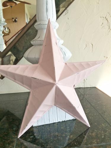 Shabby Farmhouse Star