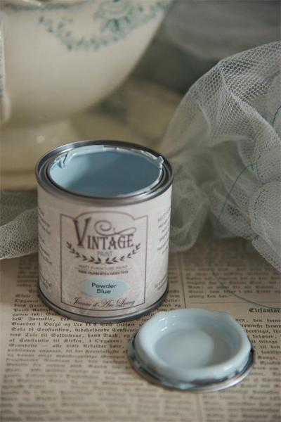 JDL Vintage Paint Powder Blue