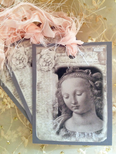 Soft And Serene Gift Tags
