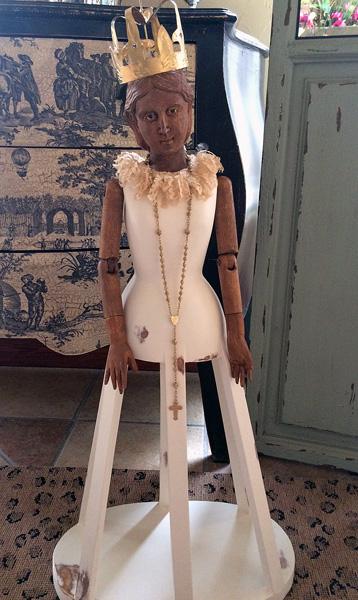 Santos Doll Vintage Francesca