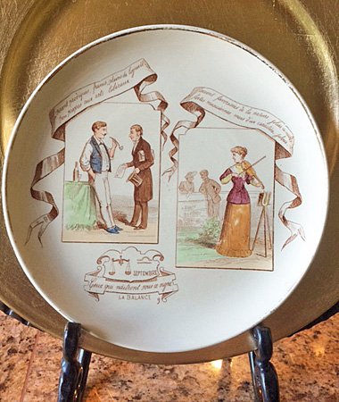 September French Plate