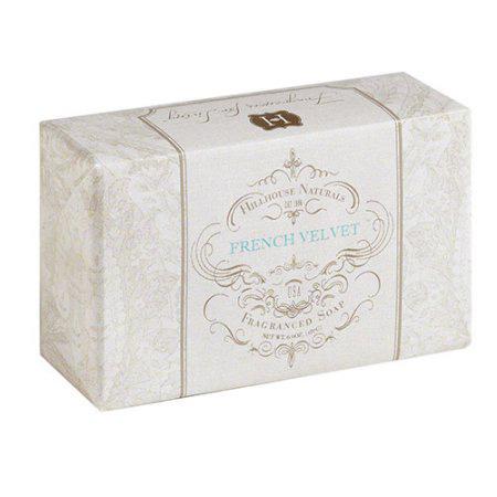 French Velvet Soap