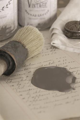 Vintage Paint Soft Linen