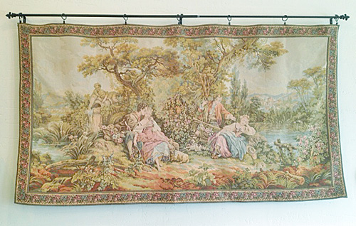Les Amours Pastorales Tapestry