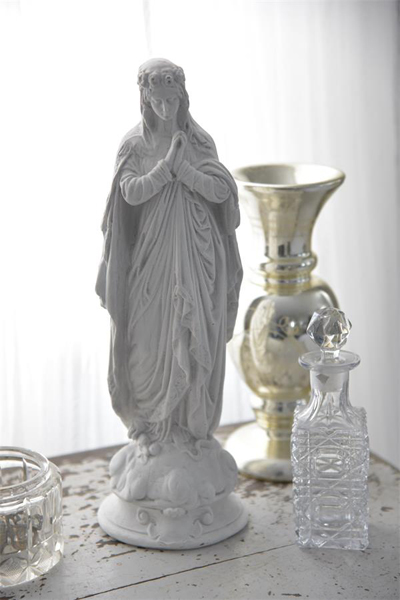 Custom Listing For R. Madonna Therese Statue