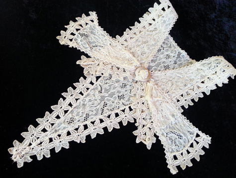 Victorian Era Wedding Collar