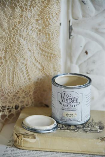 JDL Vintage Paint Vintage Cream