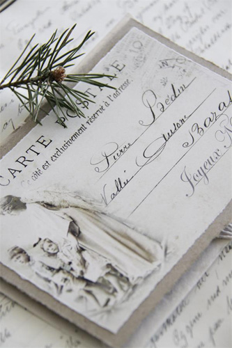 Carte Postale Christmas Card 2