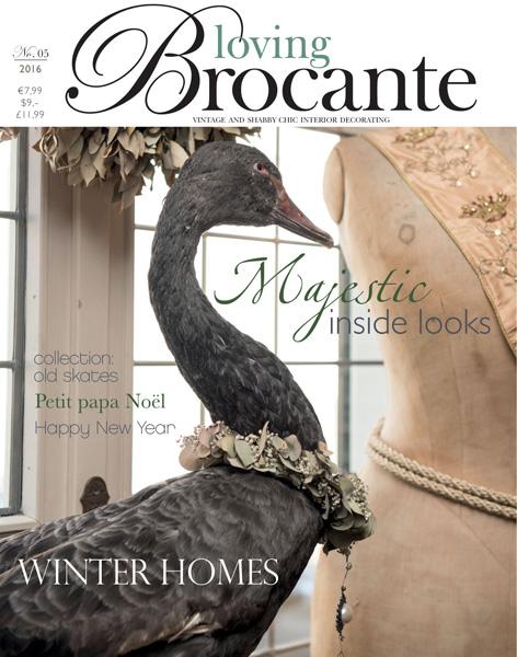 Liefde Voor Brocante Holiday Issue PRE-ORDER