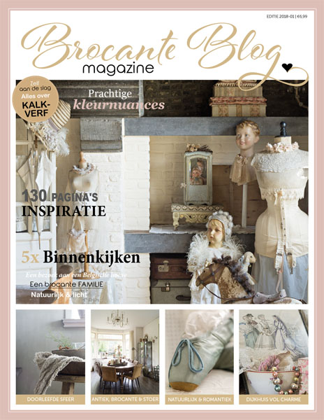 Brocante Blog Magazine Issue 1 2018