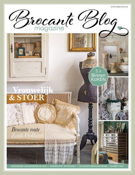 Brocante Blog Magazine Issue 3 - 2018