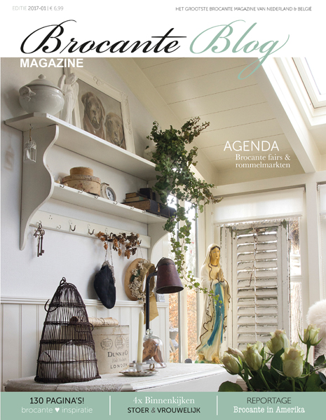 Brocante Blog Magazine Issue 1 2017