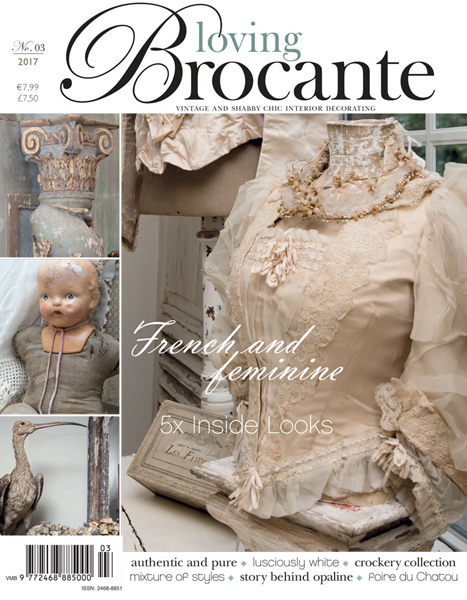Loving Brocante Magazine Pre-Order Issue 3, 2017