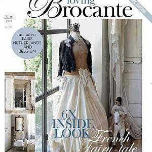 Loving Brocante Magazine Fall Issue 2019  Pre Order