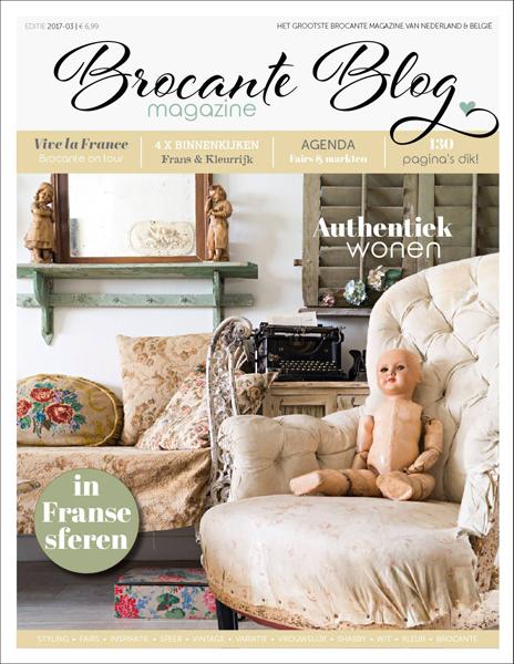 Brocante Blog Magazine Issue 3 2017