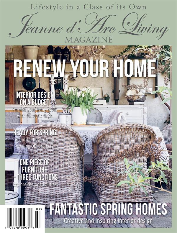 Jeanne d Arc Living Magazine 2019 Issue 2