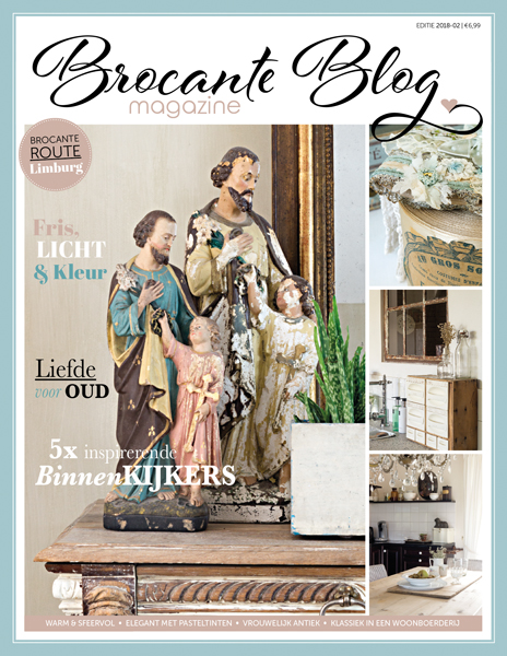Brocante Blog Magazine Issue 2 2018
