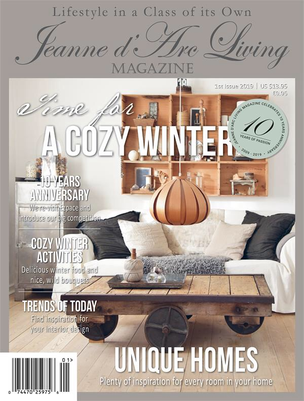 Jeanne d Arc Living Magazine 2019 Issue 1
