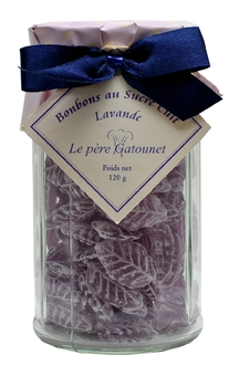 French Lavender Candy
