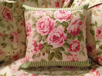 La Rose Pillow