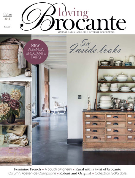 Loving Brocante Issue 5 2018