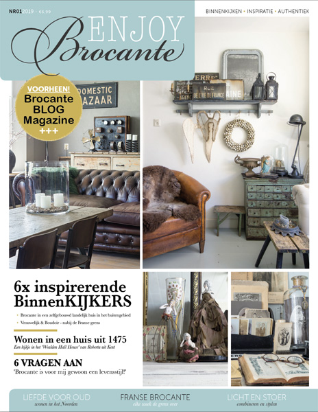 Brocante Blog Magazine Issue 5 - 2018