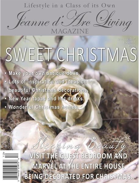Jeanne d' Arc Living Magazine December 2017